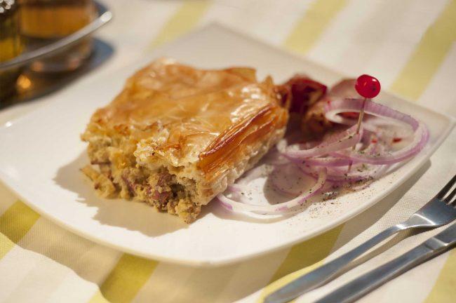 Ithaca onion pie