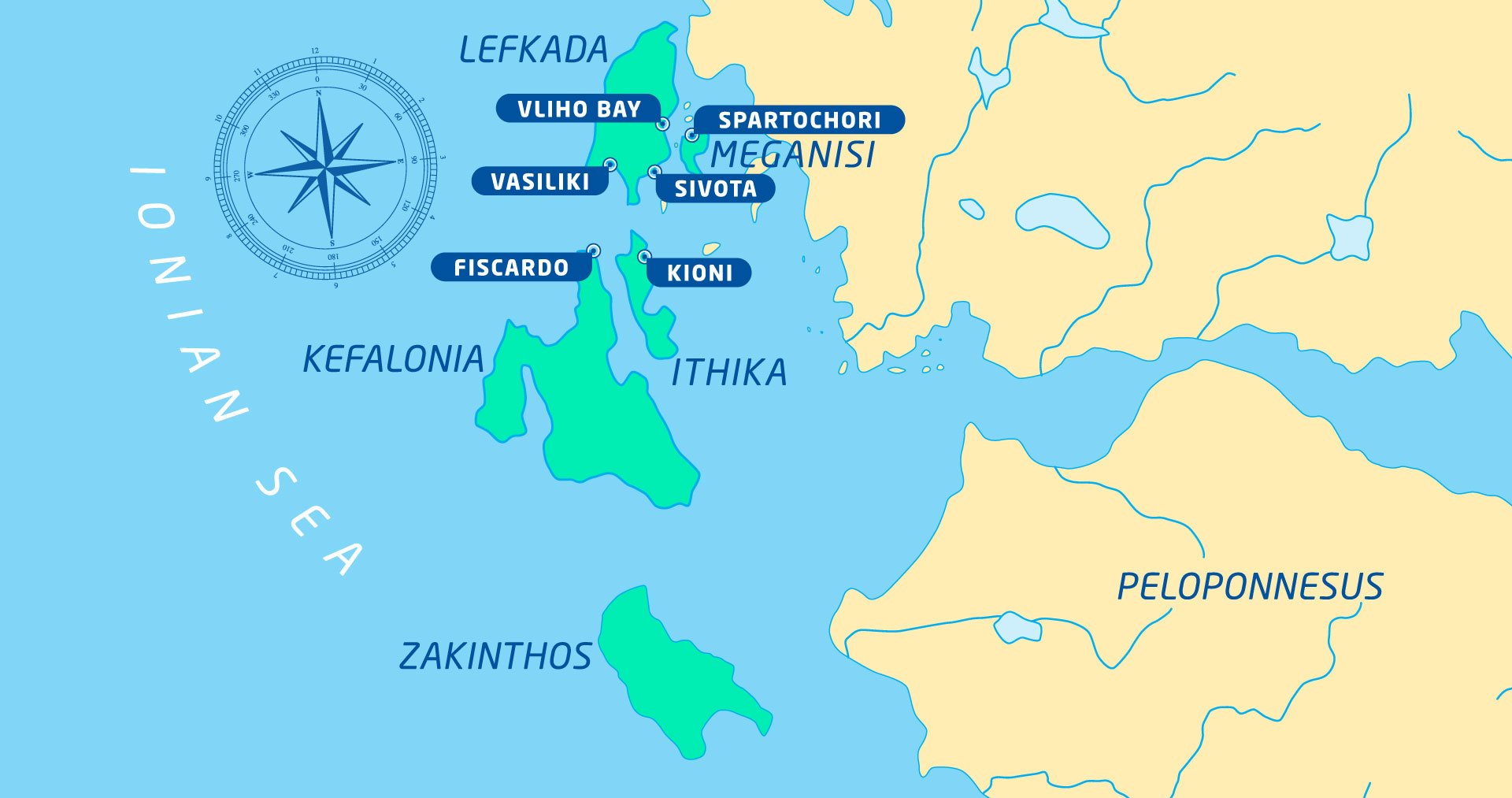 The Journey Greek Odyssey